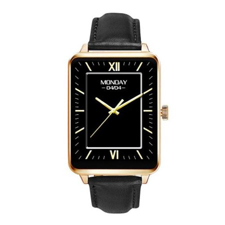 Stuff Certified Originele A58 Smartwatch Smartphone Horloge Android iOS Goud