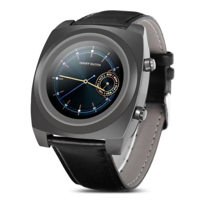 Originele Z03 Smartwatch Smartphone Horloge Zwart