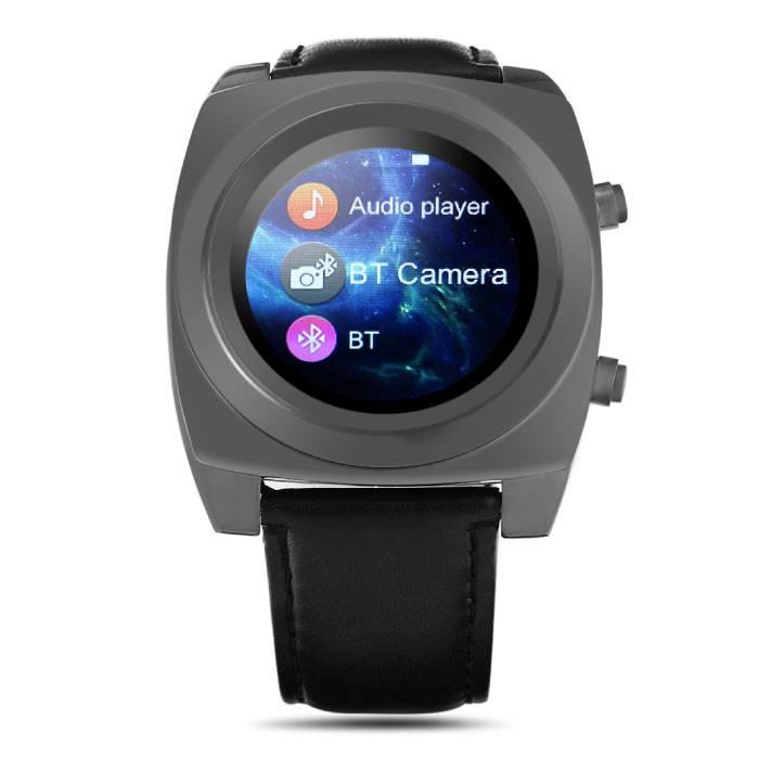 Stuff Certified Originele Z03 Smartwatch Smartphone Horloge Zwart