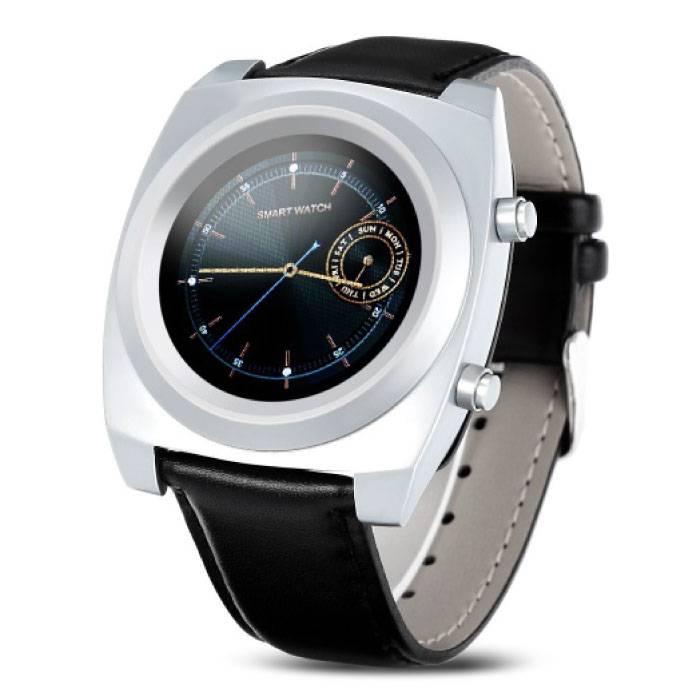 Originele Z03 Smartwatch Smartphone Horloge Zilver