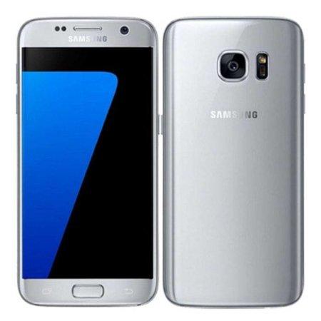 Stuff Certified Samsung Galaxy S7 Smartphone Unlocked SIM Free - 32 GB - Nieuwstaat - Zilver - 2 Jaar Garantie