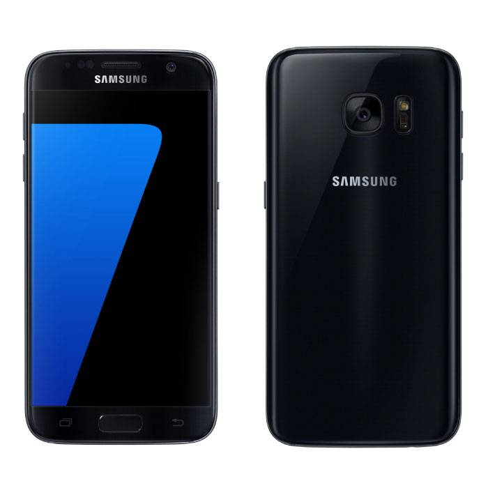 Samsung Galaxy S7 Smartphone Unlocked SIM Free - 32 GB - Nieuwstaat - Zwart - 2 Jaar Garantie