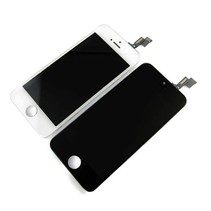 iPhone 5S Scherm (Touchscreen + LCD) AA+ Kwaliteit - Zwart/Wit