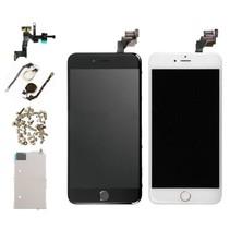 iPhone 6S Plus Voorgemonteerd Scherm (Touchscreen + LCD) AA+ Kwaliteit - Zwart/Wit