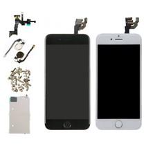 """iPhone 6 4.7"""" Voorgemonteerd Scherm (Touchscreen + LCD) AA+ Kwaliteit - Zwart/Wit"""