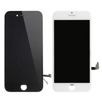 Voor Apple iPhone 7 - AA+ Kwaliteit Volledig Display/Scherm/Écran Vitre Tactile (Touchscreen + LCD) - Zwart/Wit