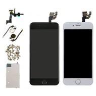"""Huismerk Voor Apple iPhone 6 4.7"""" - Voorgemonteerd Scherm (Touchscreen + LCD + Onderdelen) - A+ Kwaliteit - Zwart/Wit"""