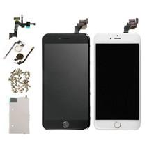 iPhone 6 Plus Voorgemonteerd Scherm (Touchscreen + LCD) A+ Kwaliteit - Zwart/Wit