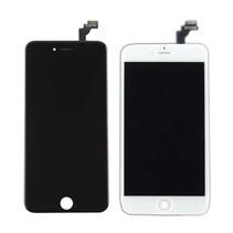 iPhone 6S Plus Scherm (Touchscreen + LCD) A+ Kwaliteit - Zwart/Wit