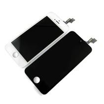 iPhone 5S Scherm (Touchscreen + LCD) A+ Kwaliteit - Zwart/Wit