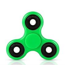 Standard Tri Fidget Hand Spinner Anti Stress Draaier Toy Groen