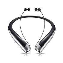 iOS/Android Ear Pods Phones Earphones Nekband Neckband Nek Hoofd Head Headband Band Oortjes Ecouteur Headphones Zwart - Clear Sound