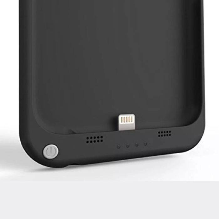 Stuff Certified ® iPhone 7 Plus 4000mAh Powercase Powerbank Oplader Cover Case Hoesje