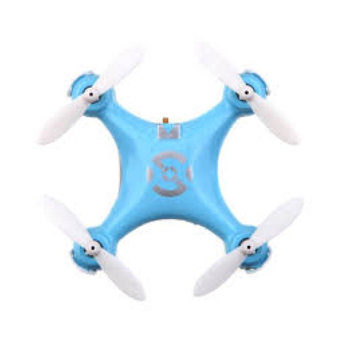 Cheerson CX-10 Mini RC Drone Quadcopter Helikopter Speelgoed Blauw