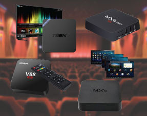 Android TV-boxes