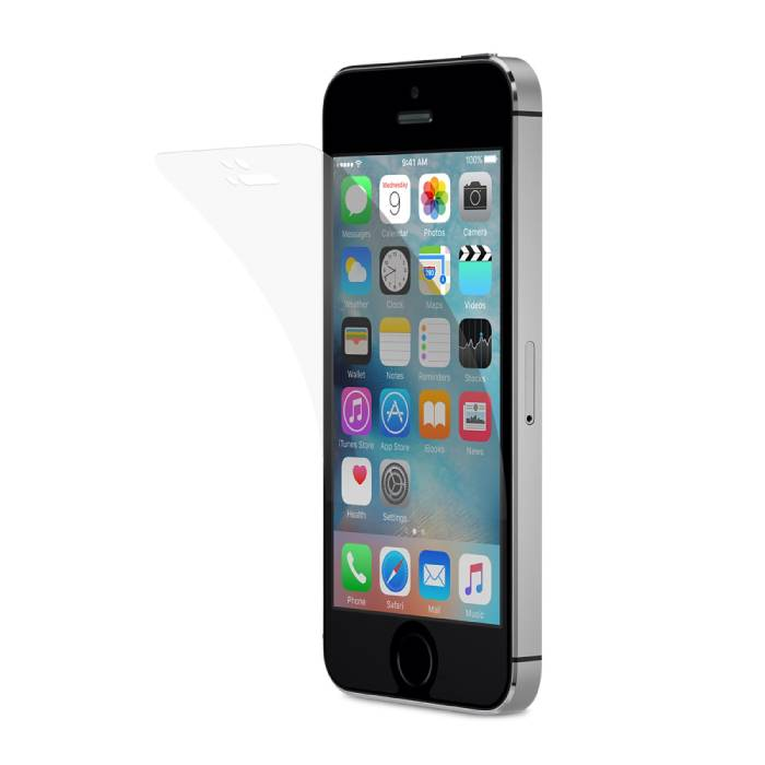 Screen Protector iPhone 4S Sterke Folie Foil Film