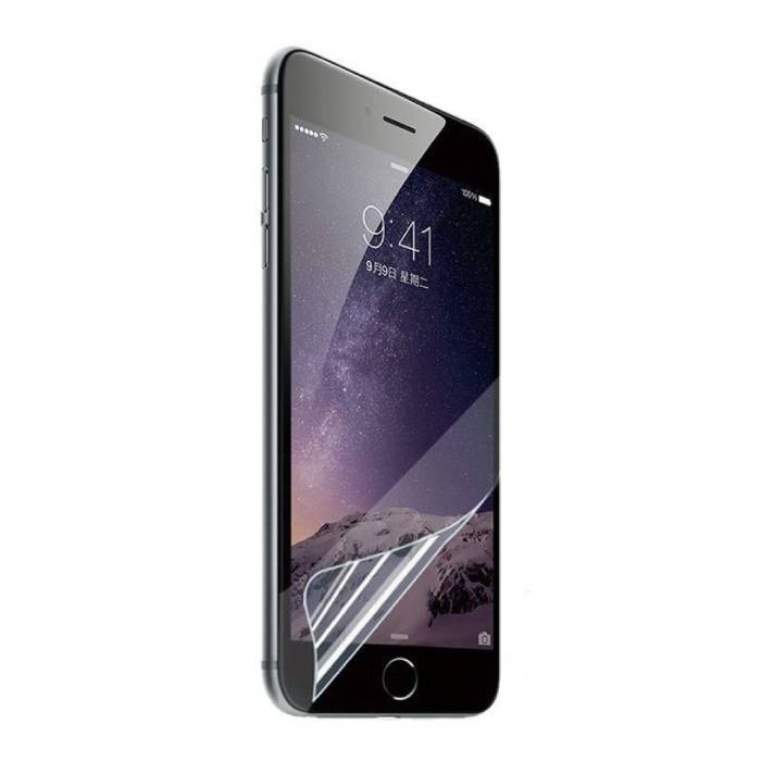 Screen Protector iPhone 8 Plus Sterke Foil Folie PET Film