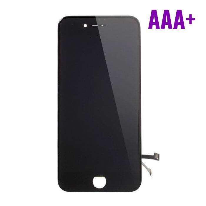 7 iPhone screen (Touchscreen + LCD + Onderdelen) AAA + Quality - Black