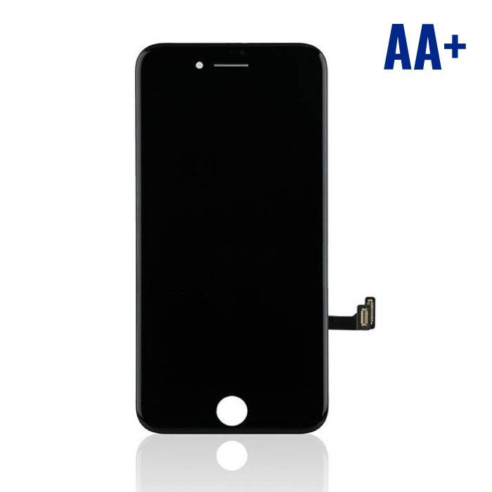 iPhone 8 Scherm (Touchscreen + LCD + Onderdelen) AA+ Kwaliteit - Zwart
