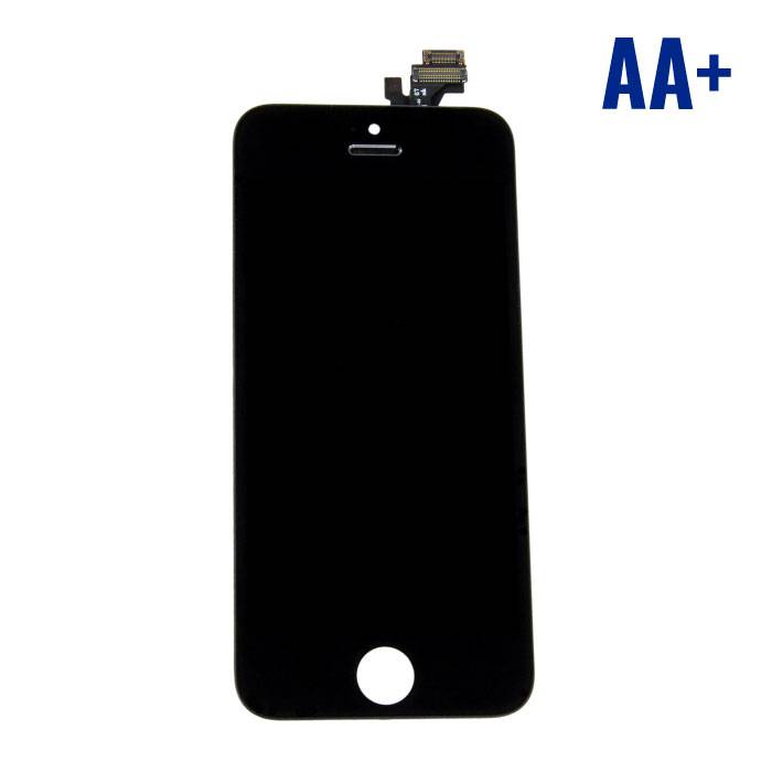 iPhone 5 Scherm (Touchscreen + LCD) AA+ Kwaliteit - Zwart