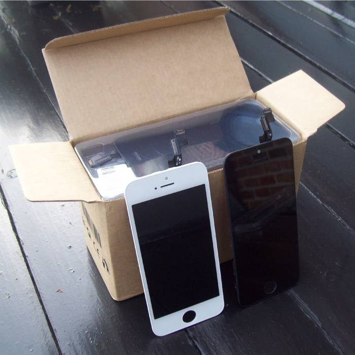 Stuff Certified ® iPhone 6 Plus Scherm (Touchscreen + LCD + Onderdelen) AA+ Kwaliteit - Wit