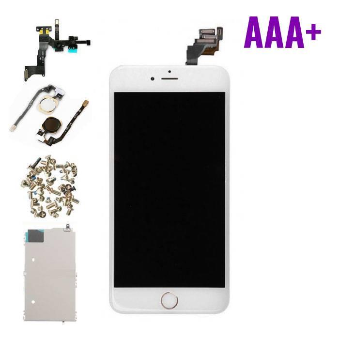 iPhone 6S Plus Voorgemonteerd Scherm (Touchscreen + LCD) AAA+ Kwaliteit - Wit