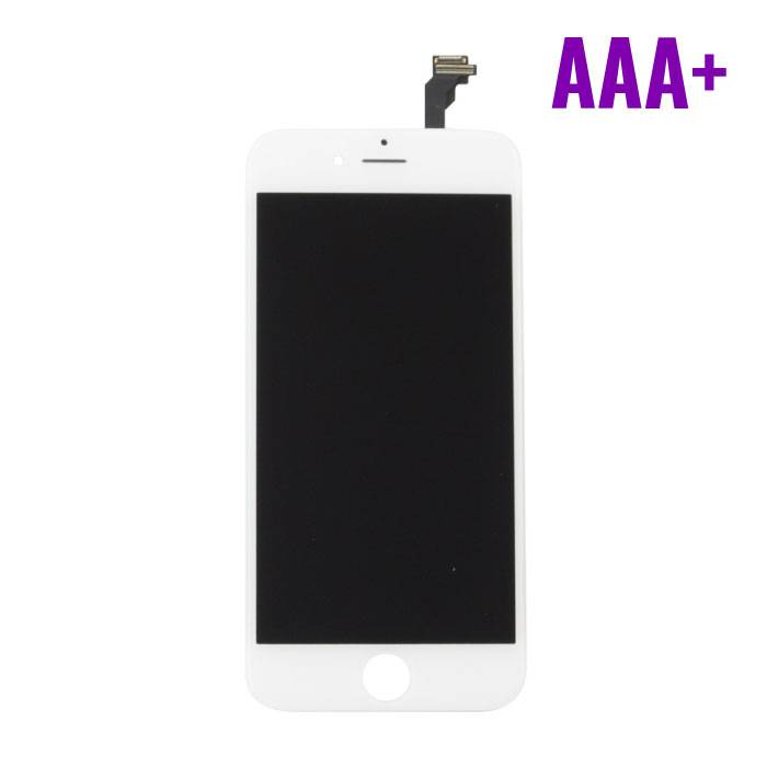 "iPhone 6 4.7 ""screen (Touchscreen + LCD + Parts) AAA + Quality - White"