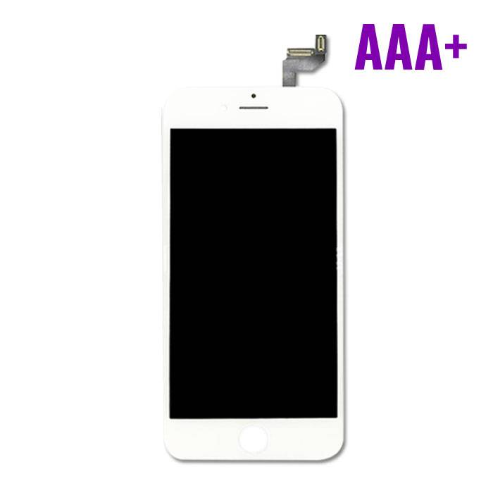 """iPhone 6S 4.7 """"screen (Touchscreen + LCD + Onderdelen) AAA+ Quality - White"""