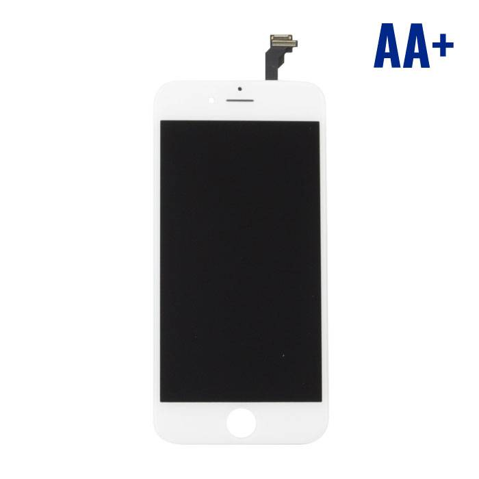 "iPhone 6 4.7 ""screen (Touchscreen + LCD + Parts) AA + Quality - White"