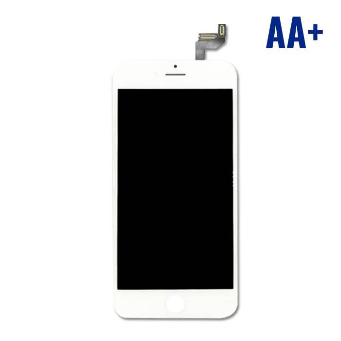 """iPhone 6S 4.7"""" Scherm (Touchscreen + LCD + Onderdelen) AA+ Kwaliteit - Wit"""