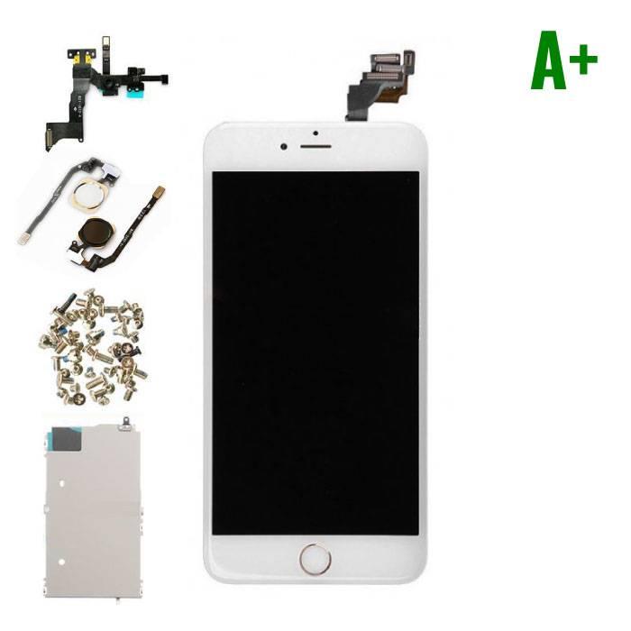 iPhone 6S Plus Voorgemonteerd Scherm (Touchscreen + LCD) A+ Kwaliteit - Wit