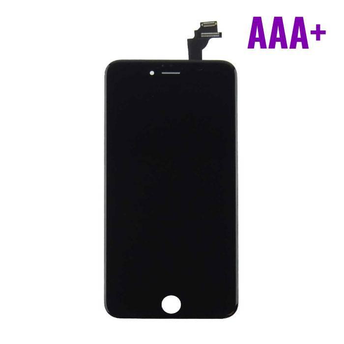 iPhone 6 Plus screen (Touchscreen + LCD + Onderdelen) AAA+ Quality - Black