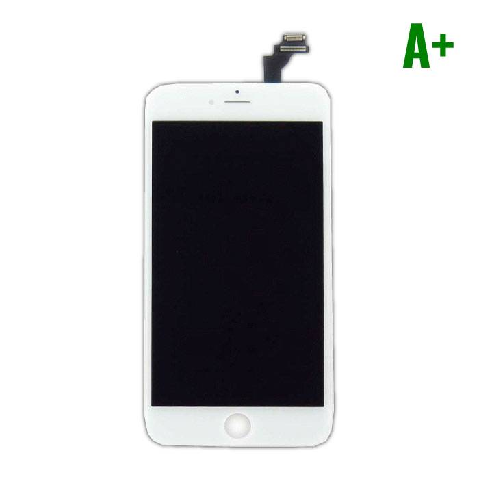 iPhone 6S Plus screen (Touchscreen + LCD + Onderdelen) A + Quality - White
