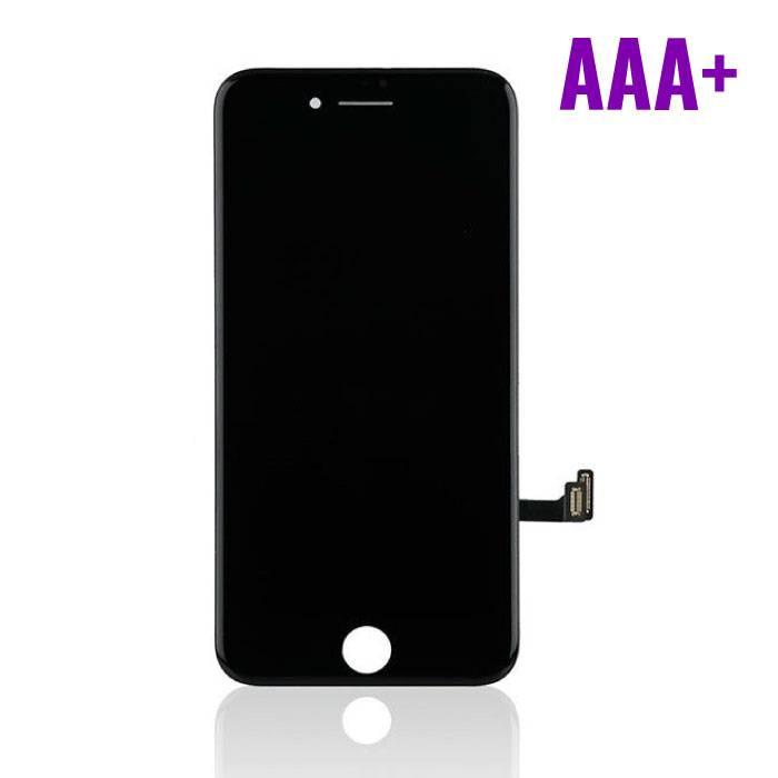 8 iPhone screen (Touchscreen + LCD + Onderdelen) AAA + Quality - Black