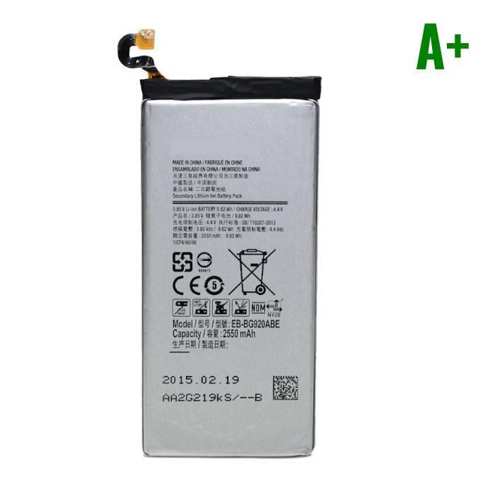 Samsung Galaxy S6 Battery/Battery Grade A +