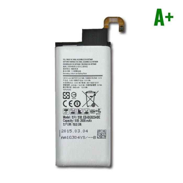 Samsung Galaxy S6 Edge Battery / Battery Grade A +
