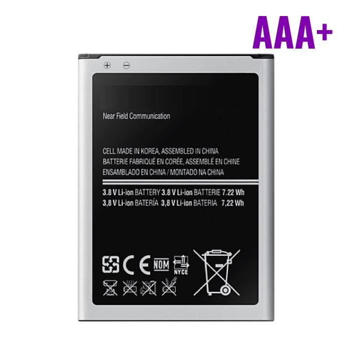 Samsung Galaxy S4 Mini Battery / Battery AAA + Quality