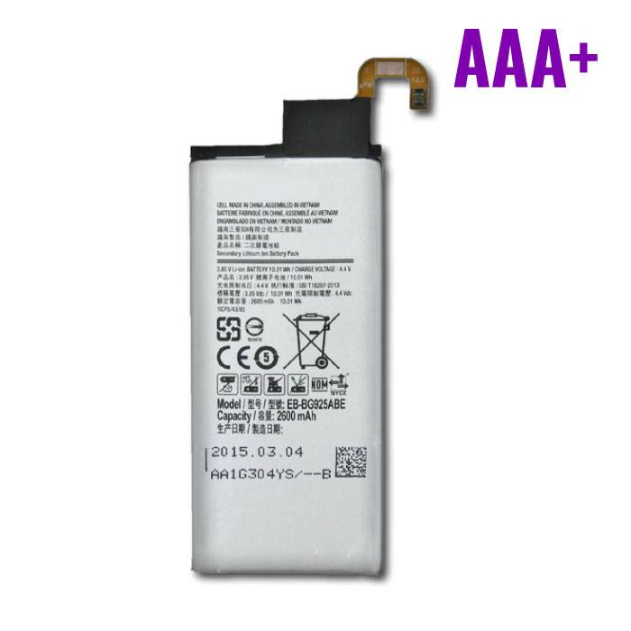Samsung Galaxy S6 Edge Battery/Battery AAA+ Quality