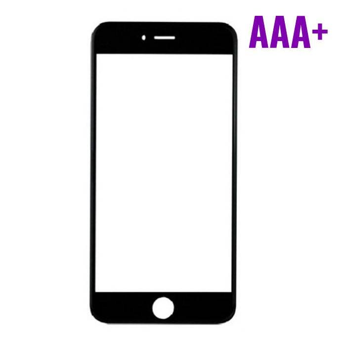 iPhone 7 Plus Frontglas Glas Plaat AAA+ Kwaliteit - Zwart