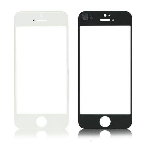 Stuff Certified ® iPhone 5/5C/5S/SE Frontglas AAA+ Kwaliteit - Wit