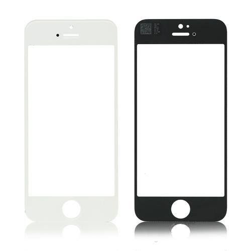 Stuff Certified ® iPhone 4/4S Frontglas A+ Kwaliteit - Wit