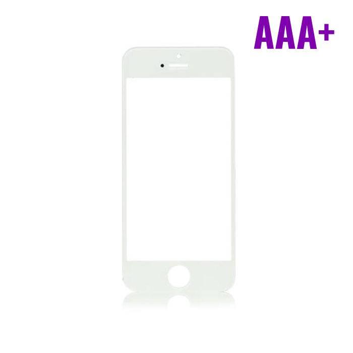 iPhone 5/5C/5S/SE Frontglas Glas Plaat AAA+ Kwaliteit - Wit