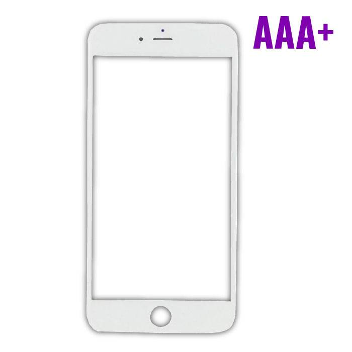 iPhone 7 Frontglas AAA+ Kwaliteit - Wit