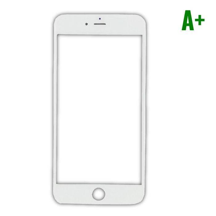 Stuff Certified ® iPhone 7 Frontglas A+ Kwaliteit - Wit