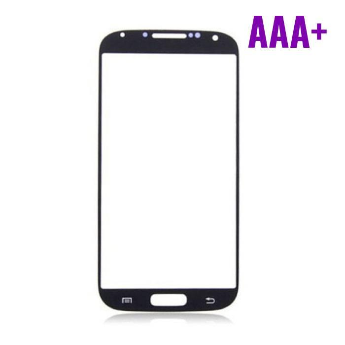 Samsung Galaxy S4 i9500 Frontglas AAA+ Kwaliteit - Zwart