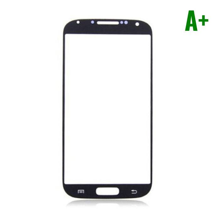 Samsung Galaxy S4 i9500 Frontglas A+ Kwaliteit - Zwart