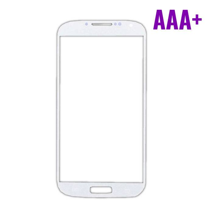Samsung Galaxy S4 i9500 AAA + Quality Front Glass - White