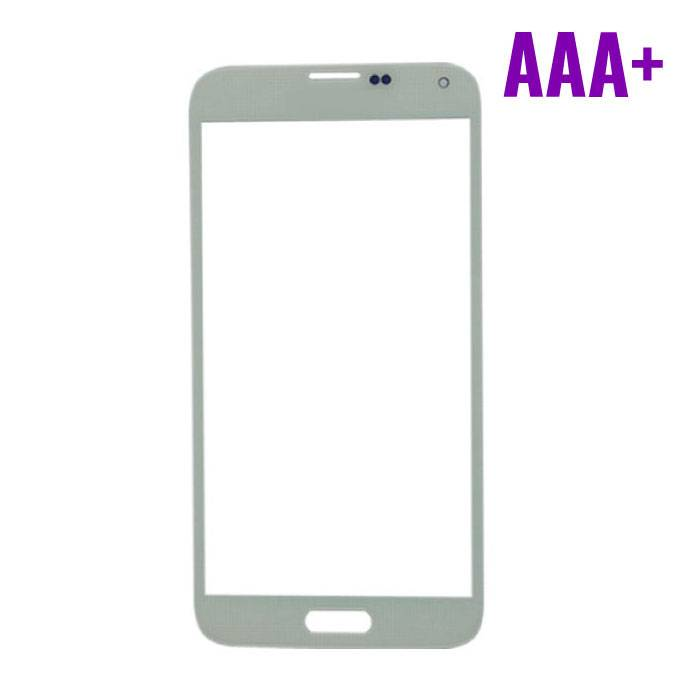 Samsung Galaxy S5 i9600 Frontglas AAA+ Kwaliteit - Wit