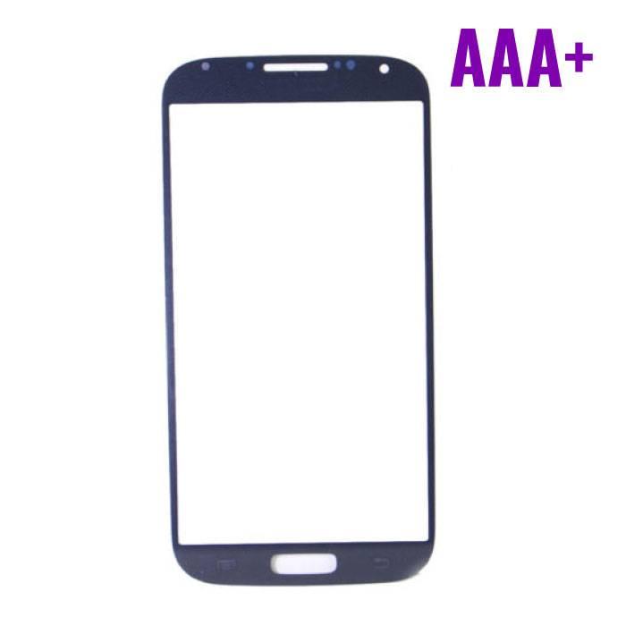 Samsung Galaxy S4 i9500 Frontglas AAA+ Kwaliteit - Blauw