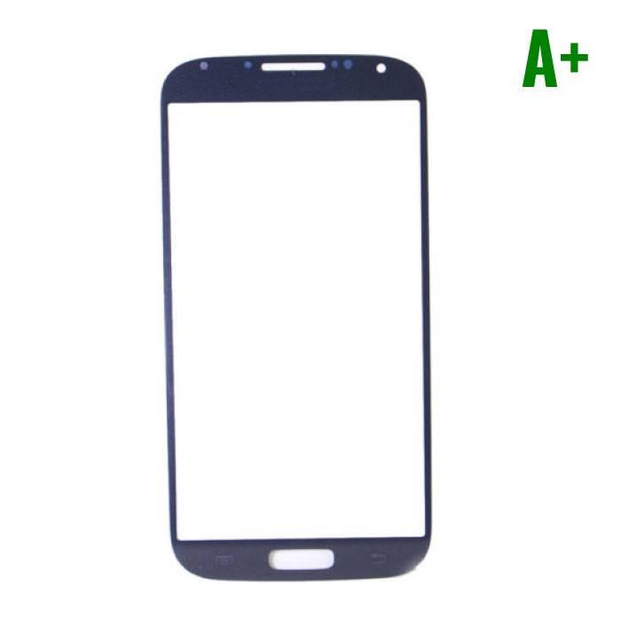 Samsung Galaxy S4 i9500 Frontglas A+ Kwaliteit - Blauw